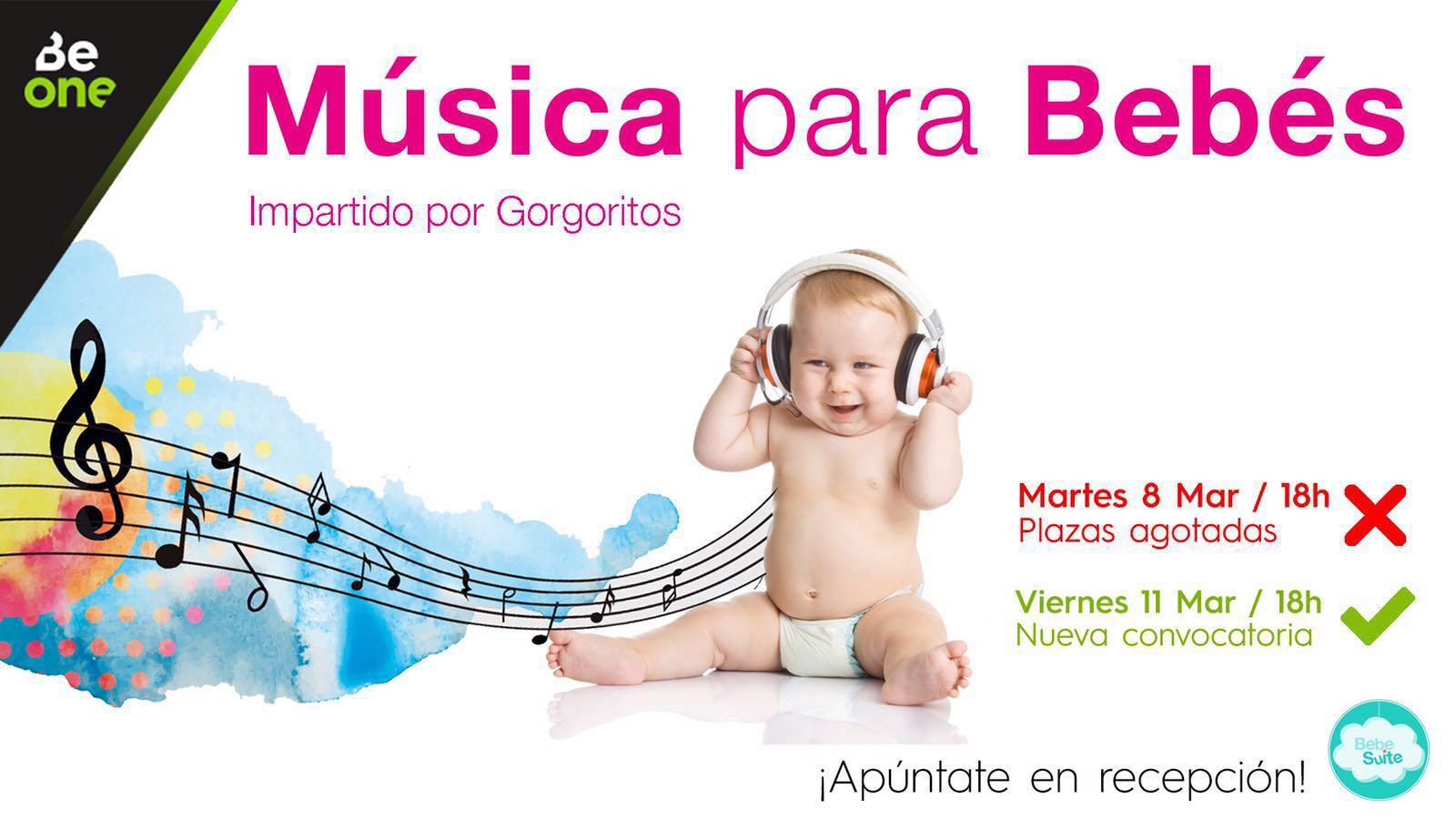 Merienda Musical Gorgoritos Be one