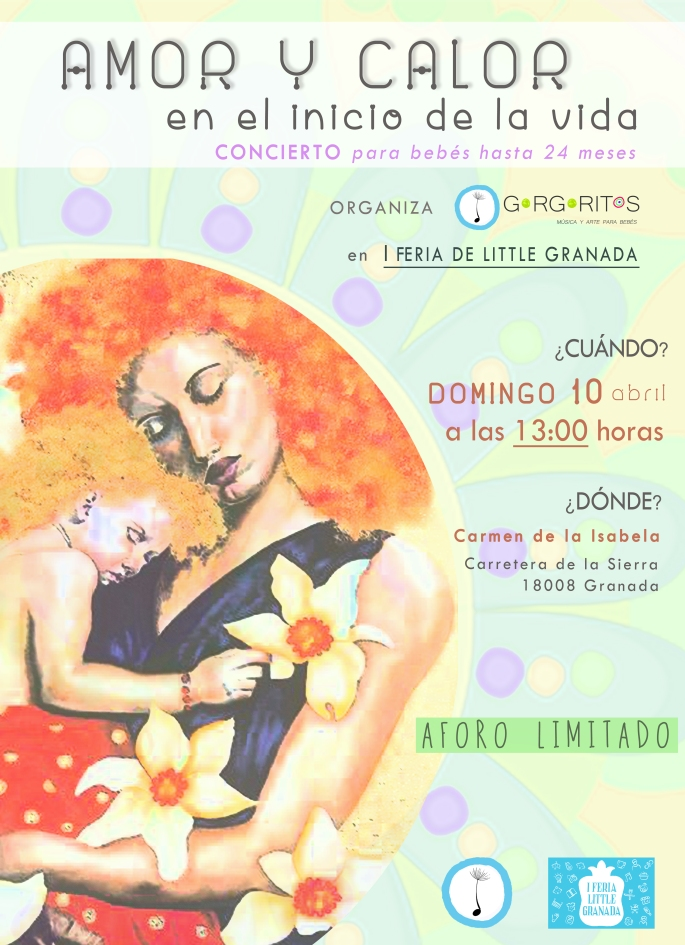 CONCIERTO para bebés Gorgoritos en I FERIA LITTLE GRANADA abril 2016..jpg