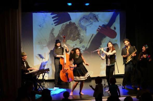 Little New Orleans concierto gorgoritos granada