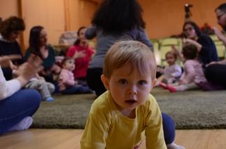 Gorgoritos Granada Música Bebés Familia