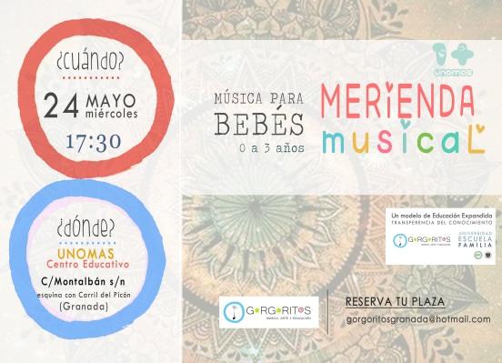 merienda musical UNOMAS mayo gorgoritos (1)